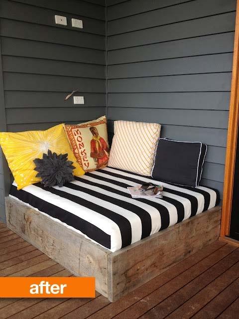 22 DIY ideas outdoor furniture (19)