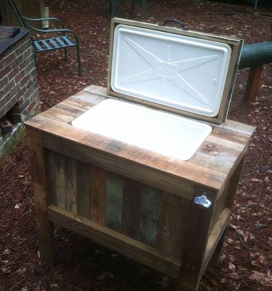 22 DIY ideas outdoor furniture (2)