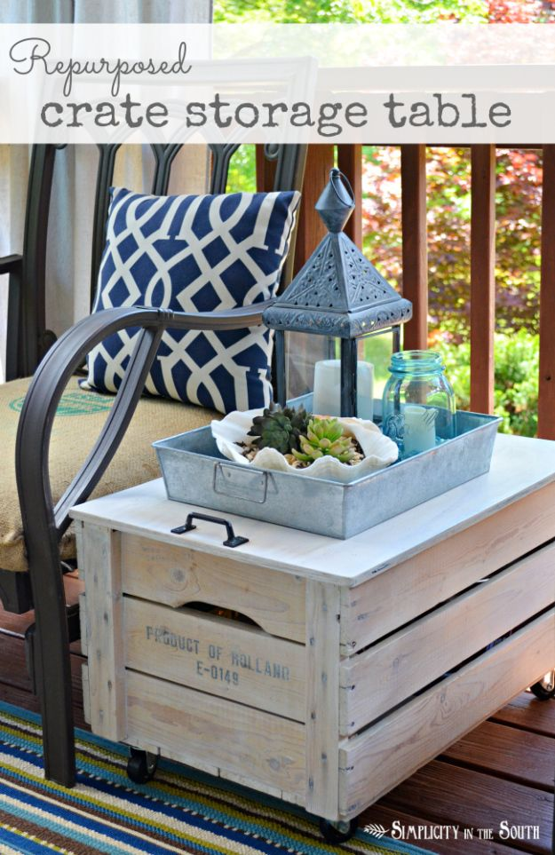 22 DIY ideas outdoor furniture (20)