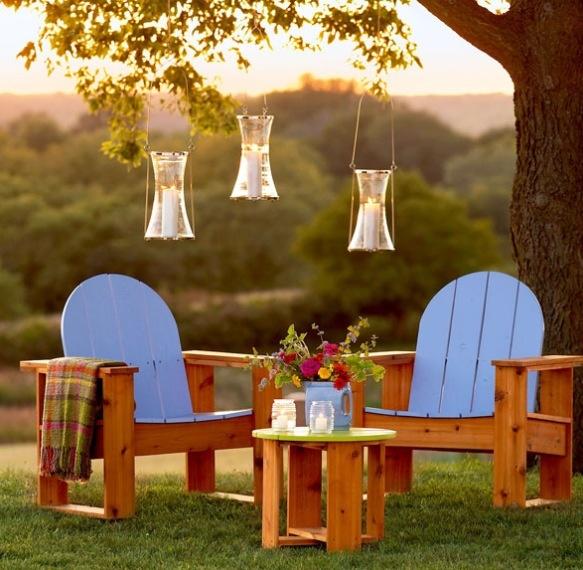 22 DIY ideas outdoor furniture (4)