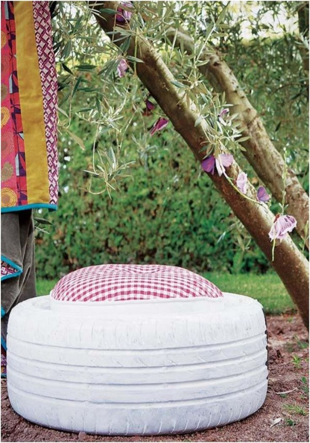 22 DIY ideas outdoor furniture (7)