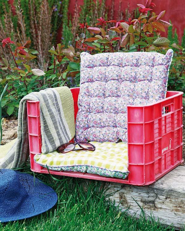 22 DIY ideas outdoor furniture (8)
