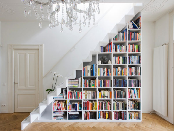 40 under stairs storage space and shelf ideas (12)