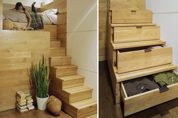 40 under stairs storage space and shelf ideas (39)