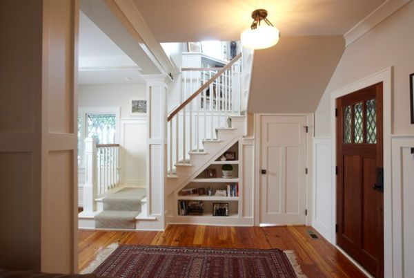 40 under stairs storage space and shelf ideas (4)
