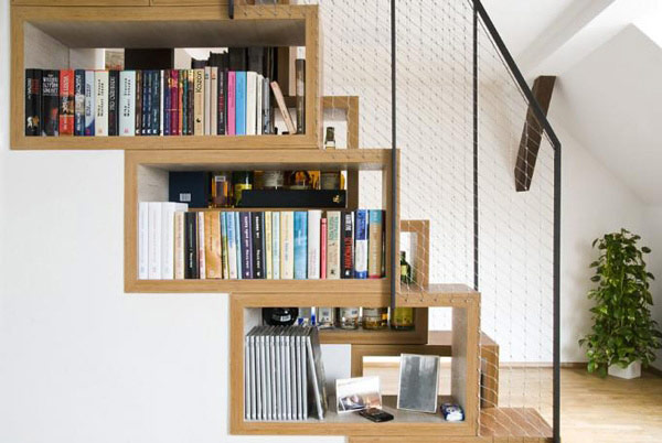 40 under stairs storage space and shelf ideas (7)
