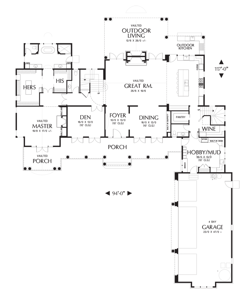 big-elegant-colonnial-house plan