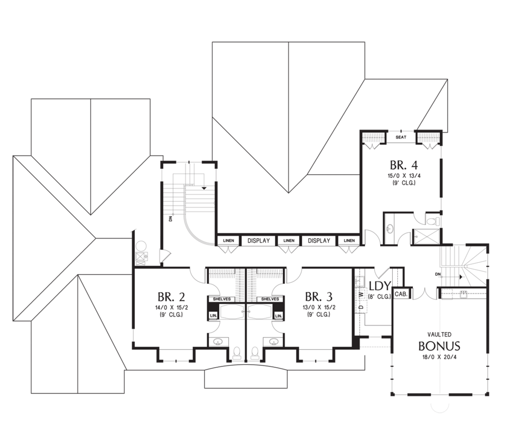 big-elegant-colonnial-house plan2