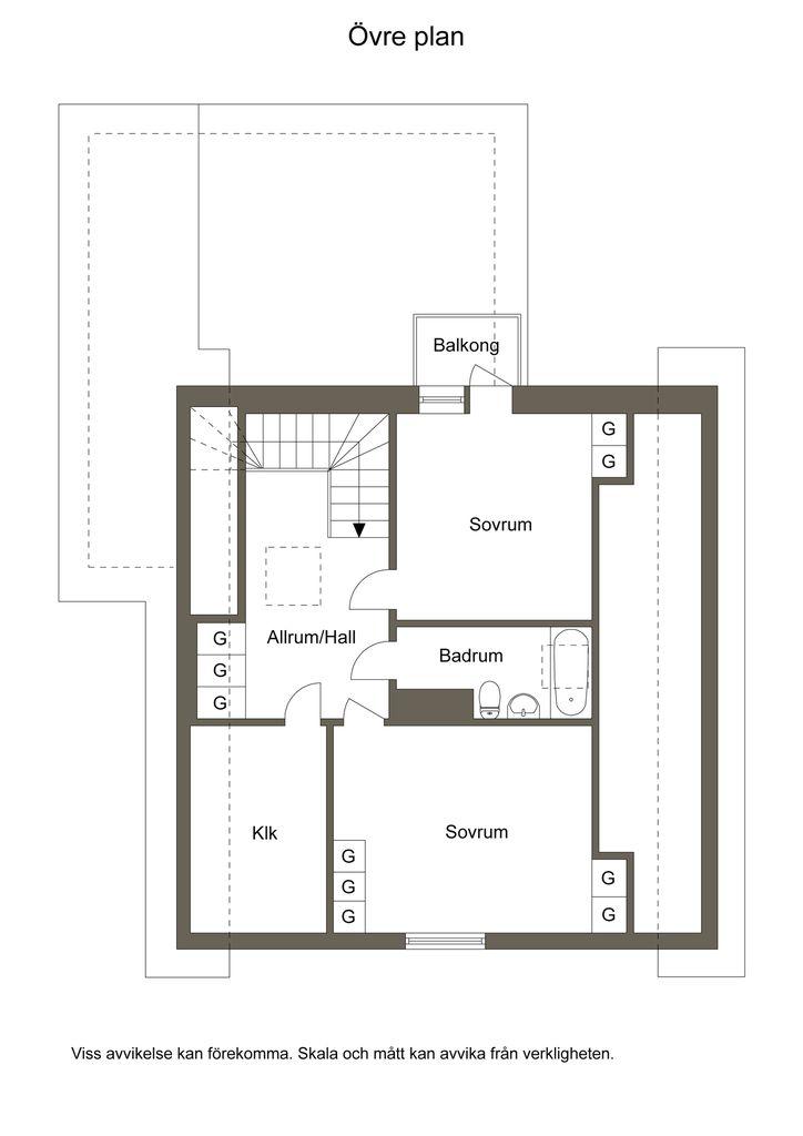 contemporary brick house with spacious interior (23)