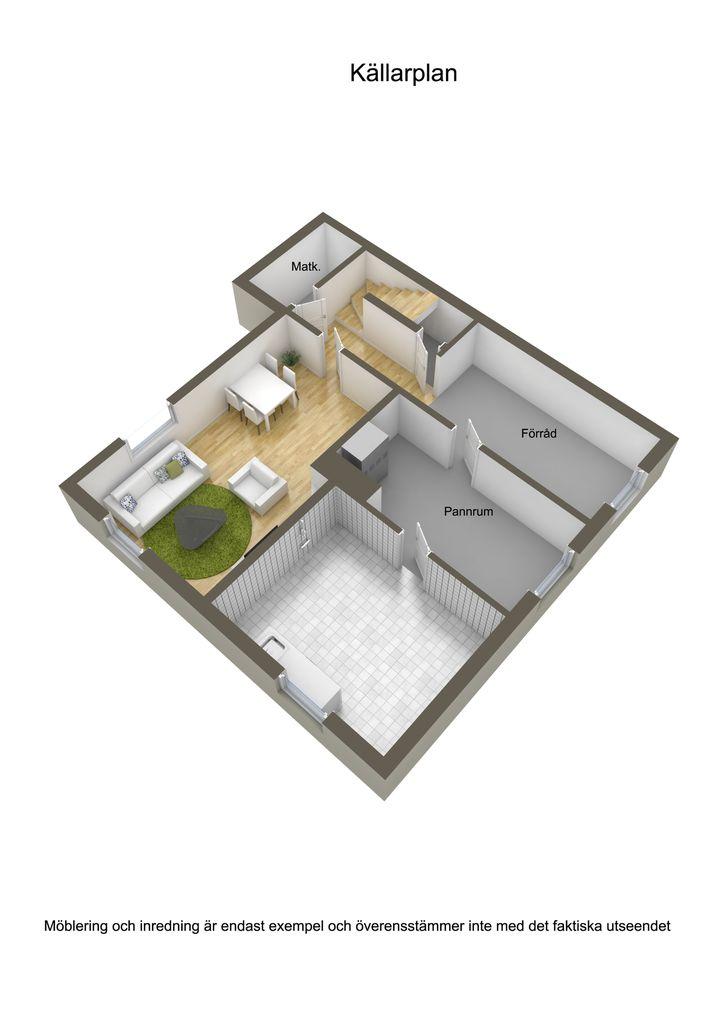 contemporary brick house with spacious interior (27)