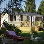 บ้านโมบายแนวคอทเทจ ตกแต่งภายในอย่างทันสมัย พร้อมบรรยากาศอันอบอุ่นและน่ารัก