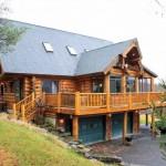 บ้านไม้สไตล์คันทรี ออกแบบอย่างครบครันและสวยงาม พร้อมสัมผัสกลิ่นอายแบบชนบท