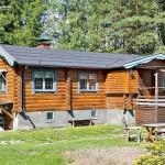 บ้านกระท่อมไม้สไตล์ชนบท สัมผัสความอบอุ่นในบรรยากาศแบบคันทรี