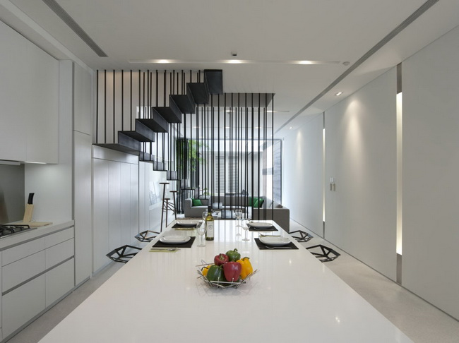 extreme-white-contemporary-town-house (6)