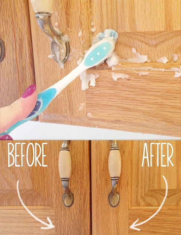 kitchen-cabinet-gunk-remover