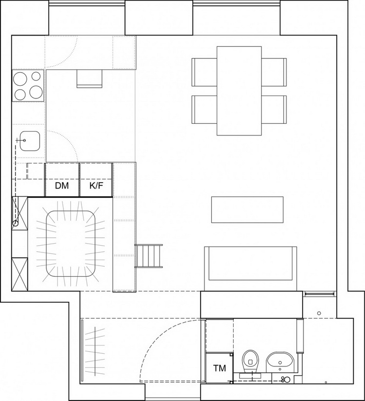 limited-space-condo-room plan (1)