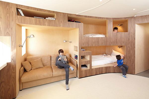modern bunkbed ideas (17)