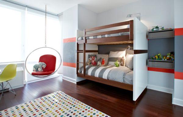 modern bunkbed ideas (5)
