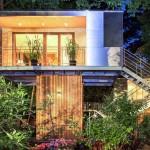 บ้านต้นไม้สไตล์โมเดิร์น ความทันสมัยที่ลงตัวอย่างคาดไม่ถึง
