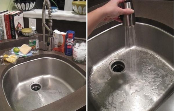 sink-cleaning