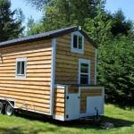 บ้านจิ๋วแบบเคลื่อนที่ได้ ความน่ารักขนาดเล็กๆ ในงบประมาณที่ประหยัด