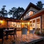 บ้านไม้กลางป่า สัมผัสความอบอุ่นในบรรยากาศที่แสนสบาย