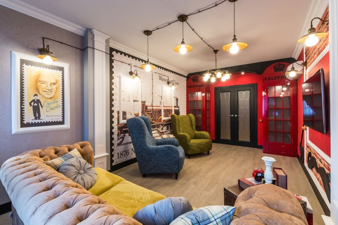 17 sq mts English street  living room interior design (1)