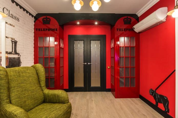 17 sq mts English street  living room interior design (9)