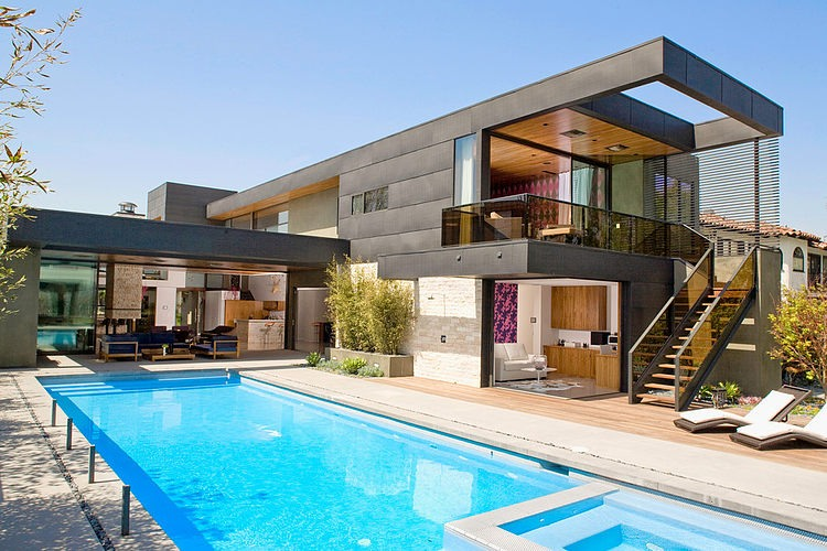 2 story modern house with stunning interior (2)