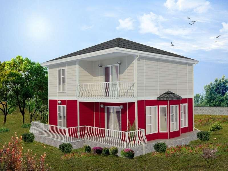 20 exterior prefabricated houses (16)