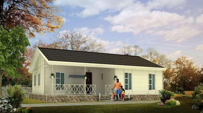 20 exterior prefabricated houses (20)