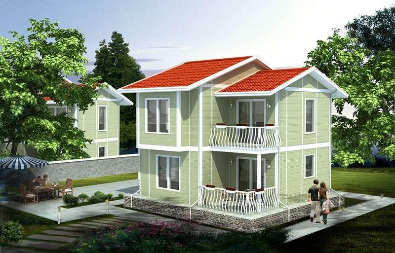 20 exterior prefabricated houses (8)