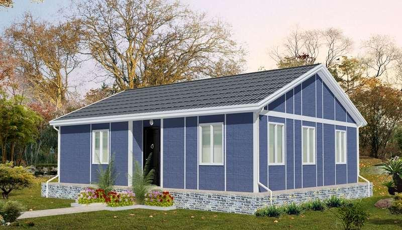 20 exterior prefabricated houses (9)
