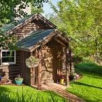 บ้านไม้แนวคันทรี สัมผัสบรรยากาศชนบทกับวิถีชีวิตดั้งเดิมแบบตะวันตก