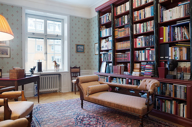 30-classic-library-home-design-ideas (14)