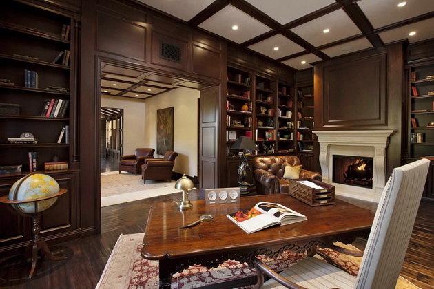 30-classic-library-home-design-ideas (23)