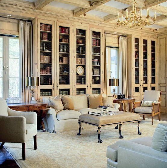 30-classic-library-home-design-ideas (24)