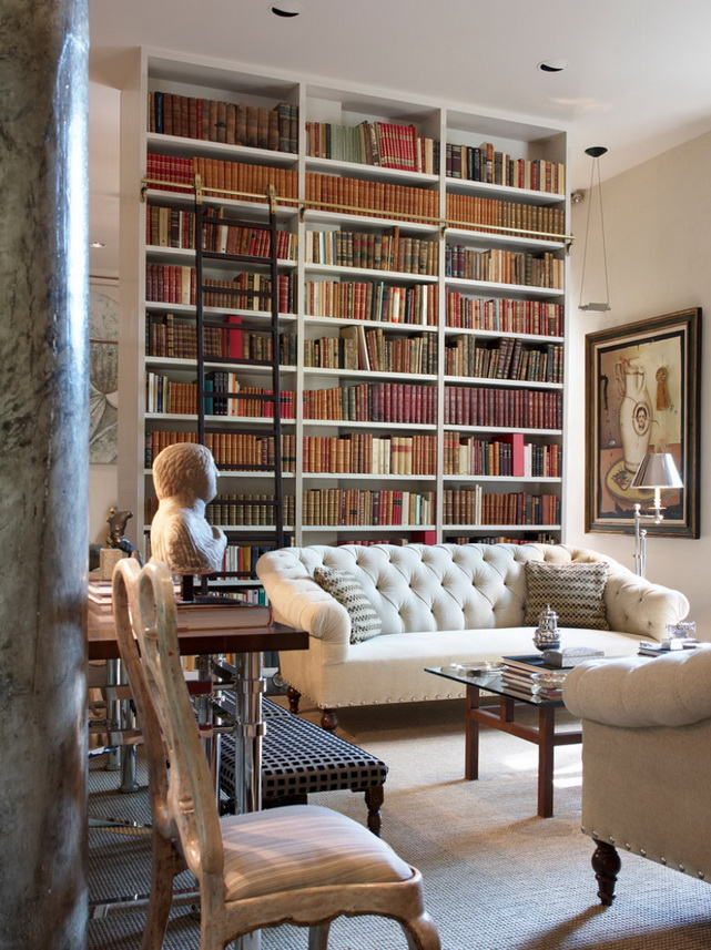 30-classic-library-home-design-ideas (25)