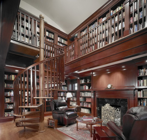 30-classic-library-home-design-ideas (27)