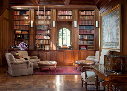 30-classic-library-home-design-ideas (28)