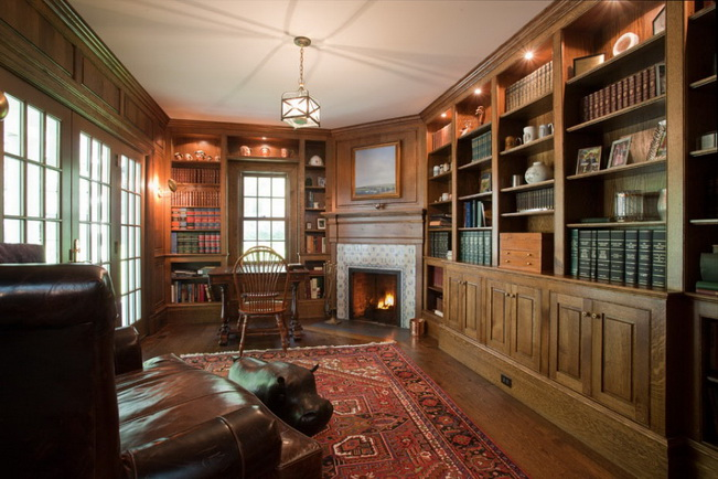 30-classic-library-home-design-ideas (29)