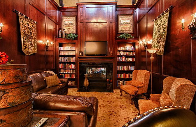 30-classic-library-home-design-ideas (3)