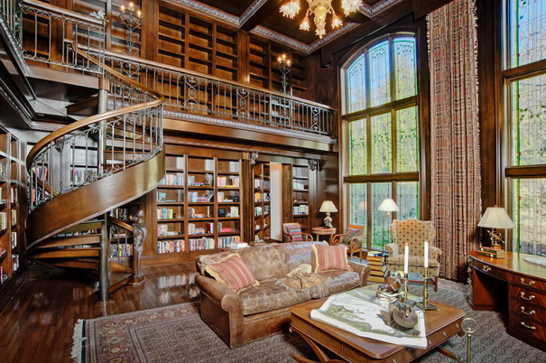 30-classic-library-home-design-ideas (31)
