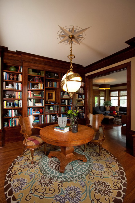30-classic-library-home-design-ideas (6)