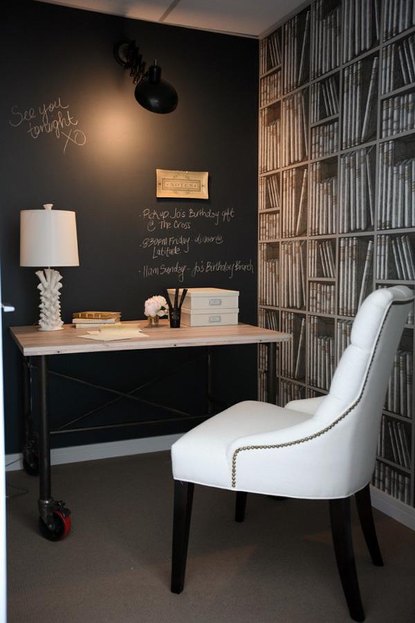 41 Sensational interiors showcasing black painted walls (4)
