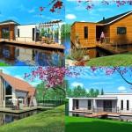 7 บ้านลอยน้ำหลากสไตล์ สำหรับชีวิตยุคใหม่