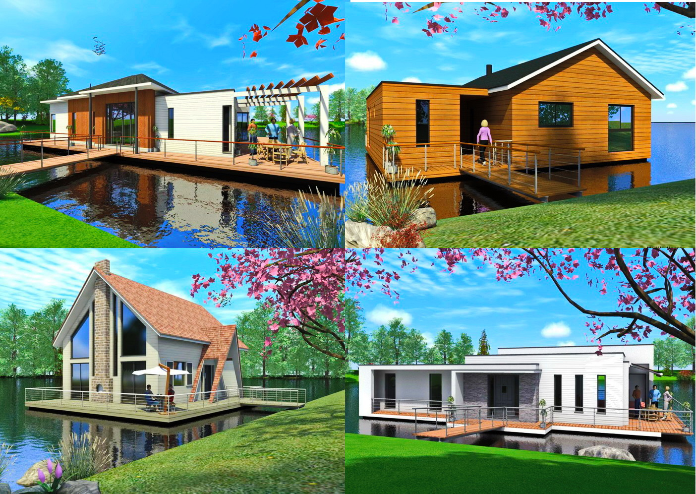 7-modern-floating-house-plans-1