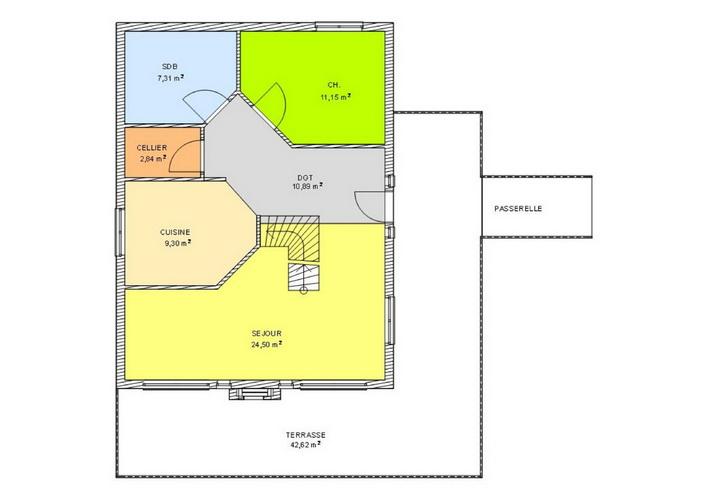 7 modern floating house plans (12)
