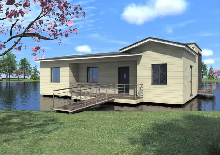 7 modern floating house plans (19)