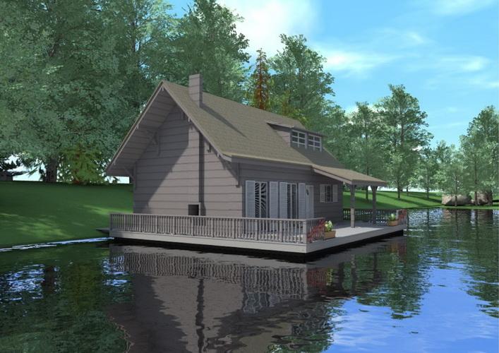7 modern floating house plans (22)